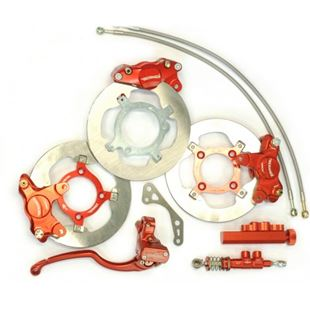 Picture for category Complete kit for full braking