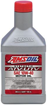 Picture of AMSOIL ATV-UTV SAE 10W40