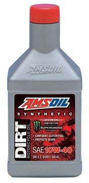 Picture of AMSOIL DIRT SAE 10W-40